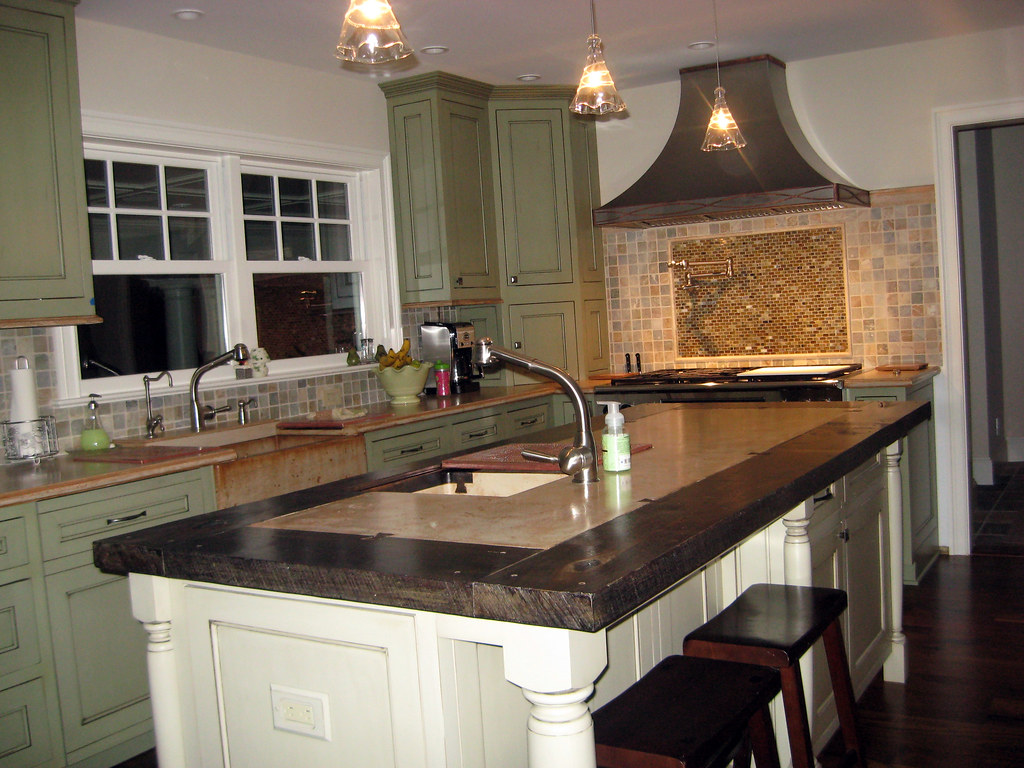 Granite Wrap Countertops Wood Form Concrete Countertops Wood Wrapped Stone All