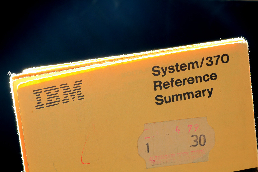 "Programming Jobs Ibm ""yellow Card"" 