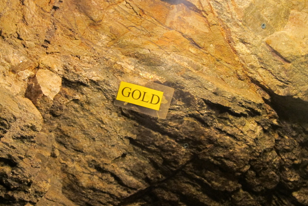 3d Tunnel Wallpaper Colorado Idaho Springs Argo Gold Mine And Mill Double