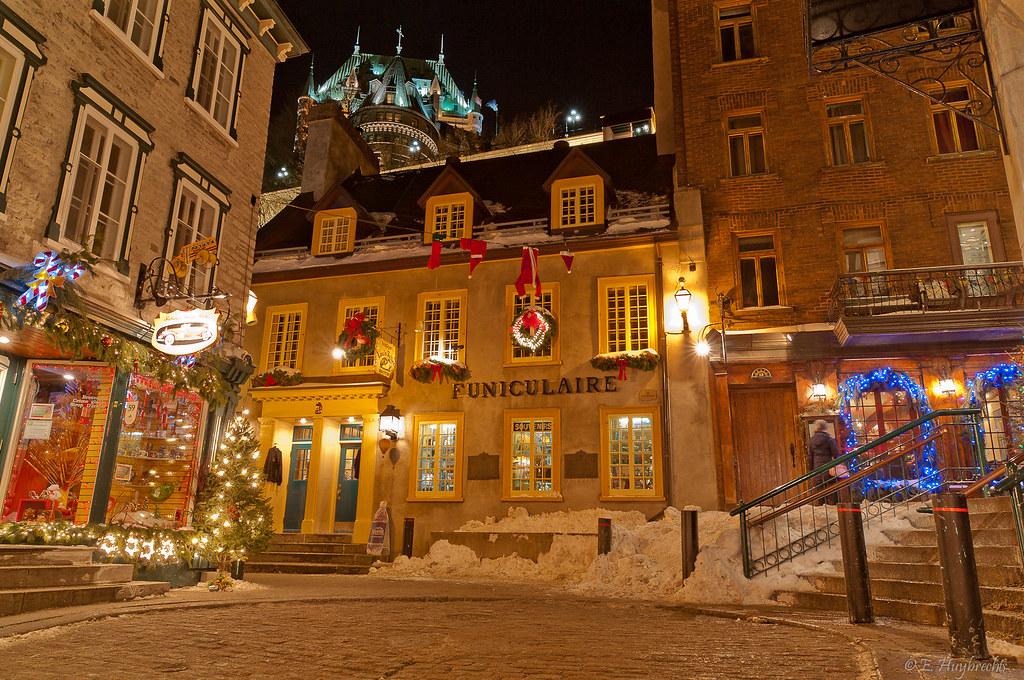 Free 3d Christmas Desktop Wallpaper Funiculaire Vieux Qu 233 Bec Emmanuel Huybrechts Flickr