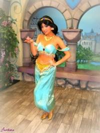 Princess Jasmine & the Mini Lamp | Flickr - Photo Sharing!