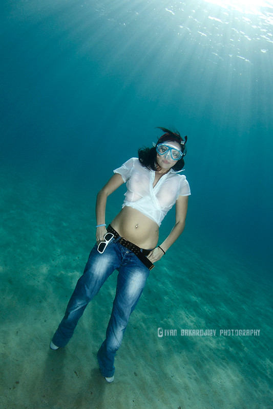 Camera With Girl Wallpaper Hd The Girl From The Deep I September 2011 Thassos Greece