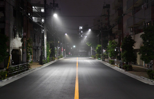 Background Wallpaper Hd 3d Empty Road Minami Senju Tokyo Sigma 30mm F 1 4 Iso