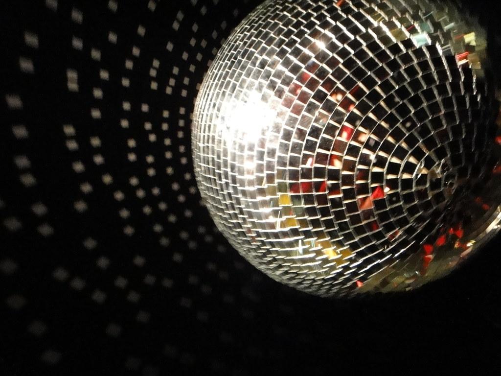 Mirror Wallpaper Hd Disco Ball Matt Kieffer Flickr