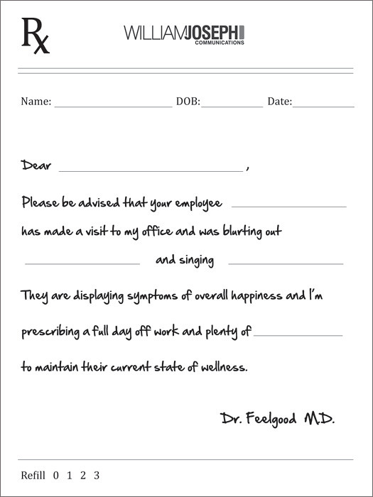 Promissory Note Template Thekansascitylawyer Doctors Note Phony Doctors Note For Stay At Home Day