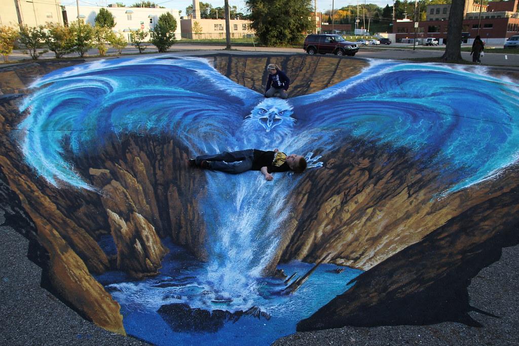 3d Amazing Art Wallpapers Quot Phoenix Transformation Quot Edgar Mueller Flickr