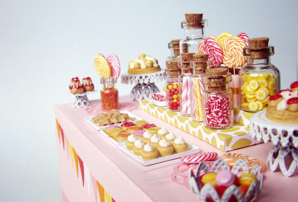 Happy Mothers Day Hd Wallpaper Miniature Candy Dessert Table Taaadaaaaa This Piece