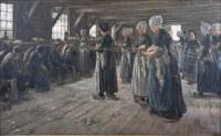 M. Liebermann (Alte Nationalgalerie, Berlin) | Fenil  lin ...