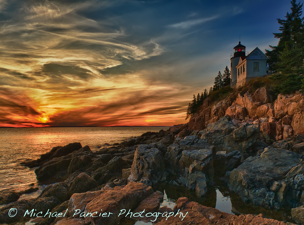New England Fall Wallpaper Free Revisiting Bass Harbor Light Amazing How When You Look