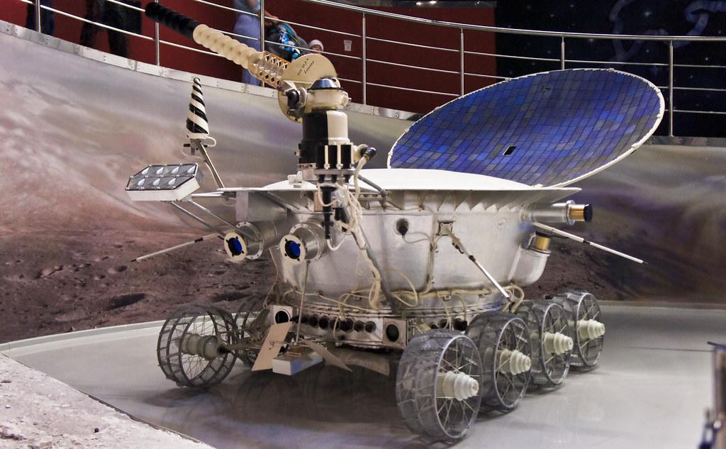 Iron Man 3d Wallpaper Free 135 365 Lunokhod 1 Soviet Moon Exploration Robot