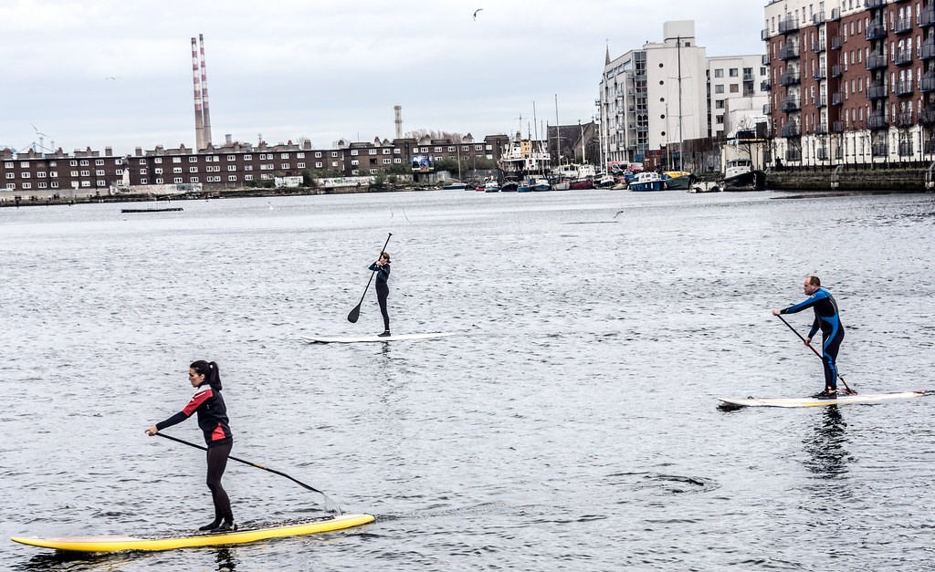 Big B Stand Up Paddle Boarding - Grand Canal Dock | Stand Up