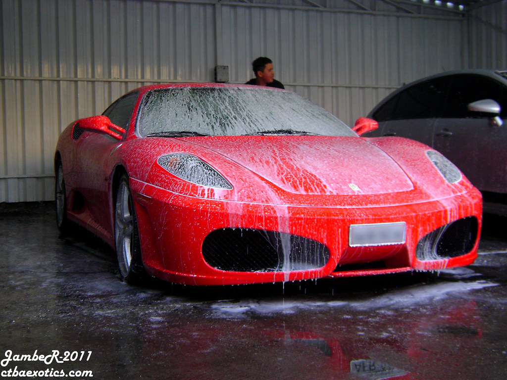 Ferrari F430 Wallpaper Hd Ferrari F430 Car Wash Jamber Ctba Flickr