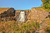 HDR - Below the Spillway - Hopewell Lake, French Creek Sta ...