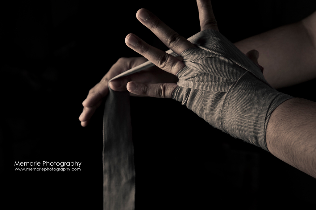 3d Kickboxing Wallpaper Hand Wraps Between The Fingers I Always Felt That The