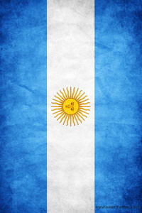 Wallpapers Iphone 7 Argentina Flag Wallpaper For Iphone 4s 640x960