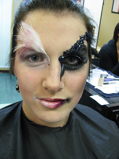 Entry9 Black Swan White Swan Makeup Entry For Makeup