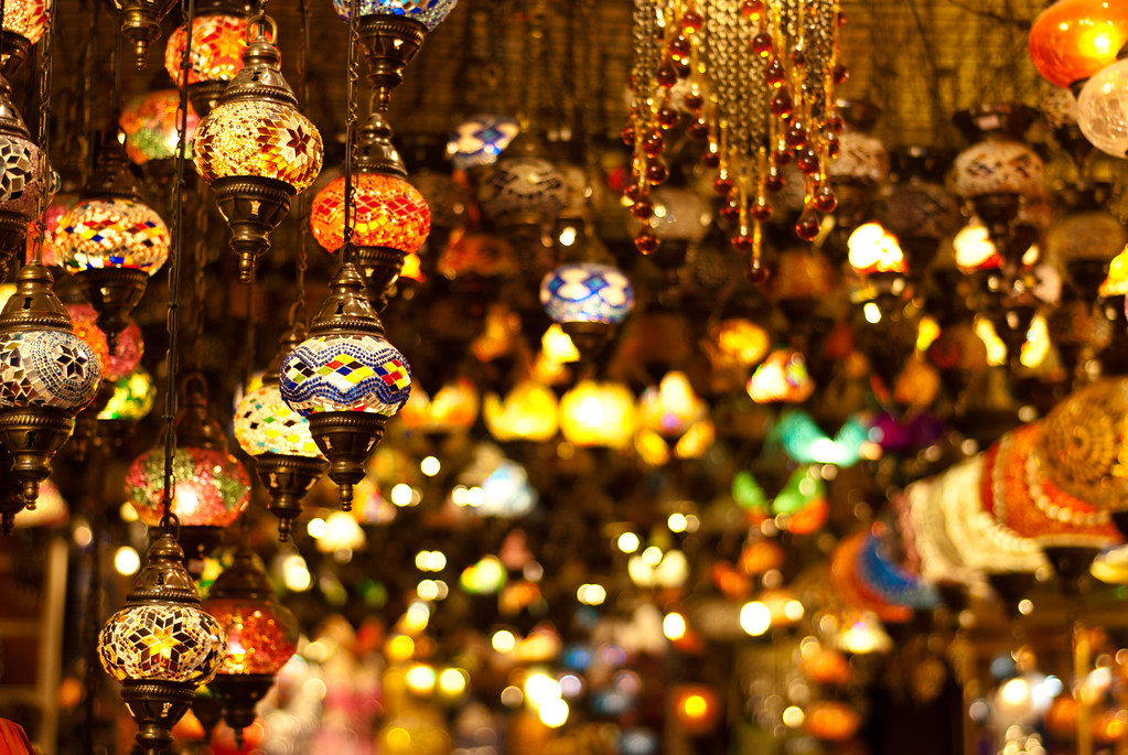 Wallpaper For Windows 7 3d Turkish Lamps In Grand Bazar Old Istanbul Damien Rou 233