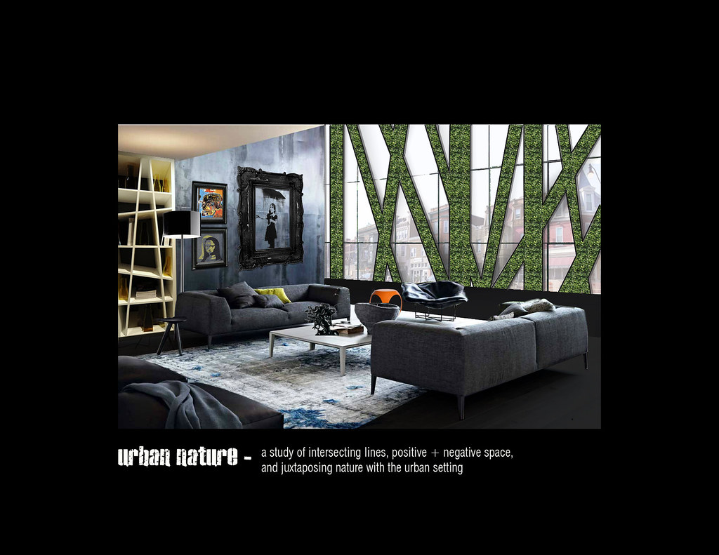 Urban Nature Interieur Urban Nature R D Jones Associates Flickr