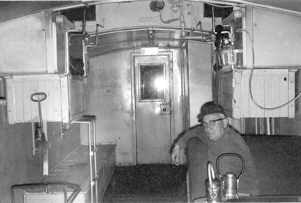 Freight Conductor Circa 1967 This appears to be the same \u2026 Flickr - frieght conductor