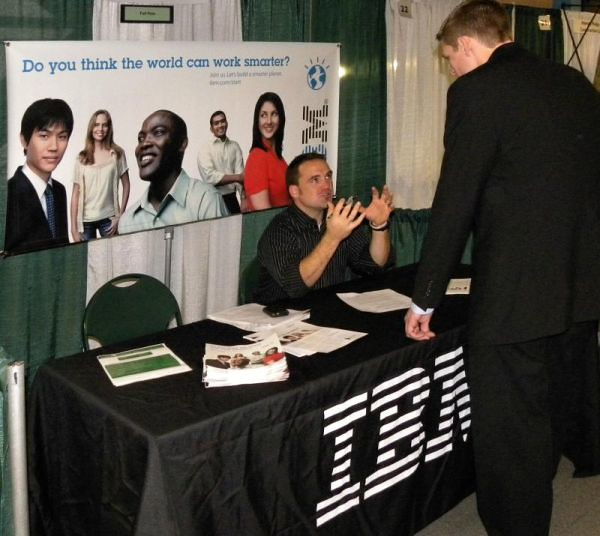 Internship and Career Fair IBM and other technology compan\u2026 Flickr