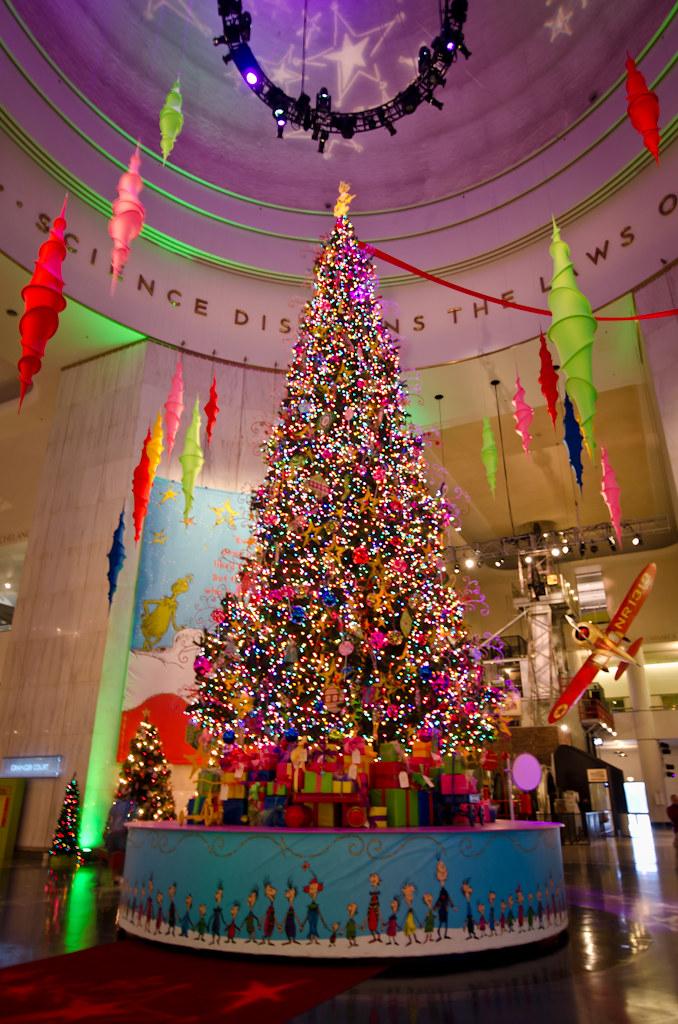 dr seuss christmas tree - Rainforest Islands Ferry - dr seuss christmas decorations