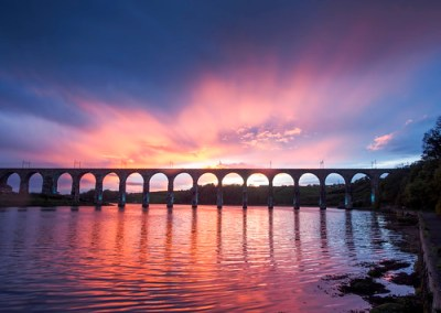 Royal Border Bridge - Berwick upon Tweed | Caught some luck … | Flickr