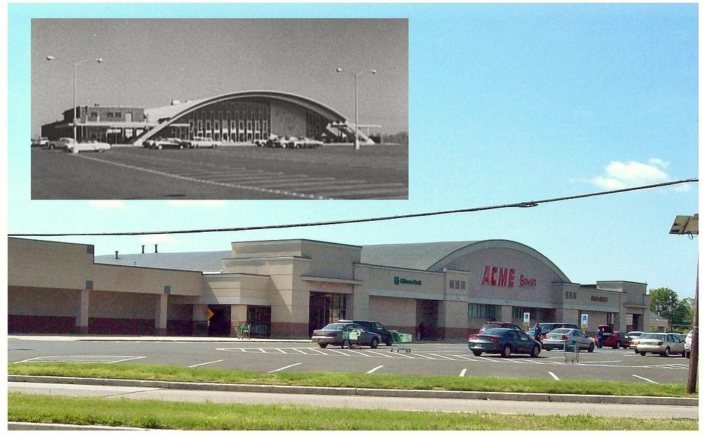 Penn Fruit Supermarket Audubon NJ Today ACME Market Flickr