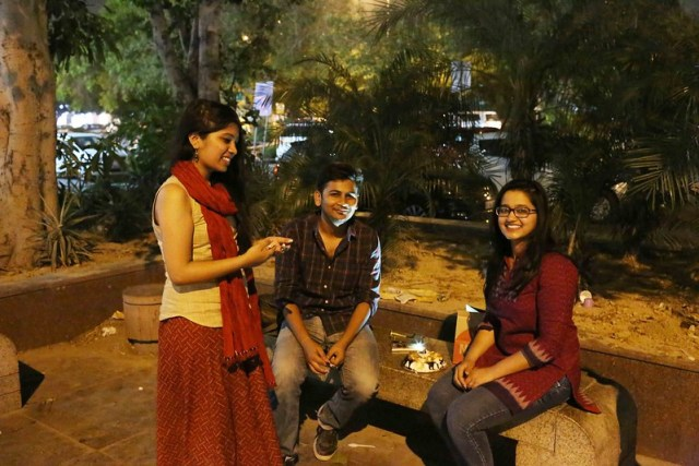 City Hangout - CP @ Midnight, Connaught Place
