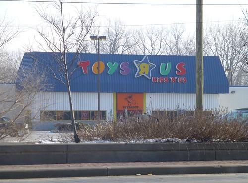 Toys R Us Kids R Us Toledo A 1988 Built Toys R Us