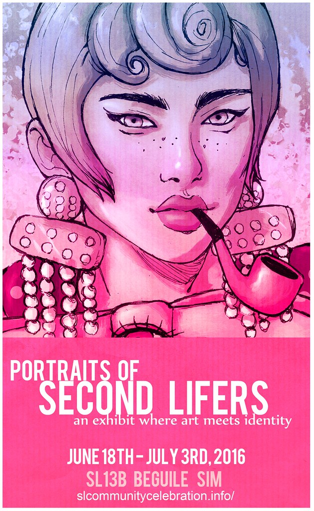 Exhibit - Portraits of Second Lifers