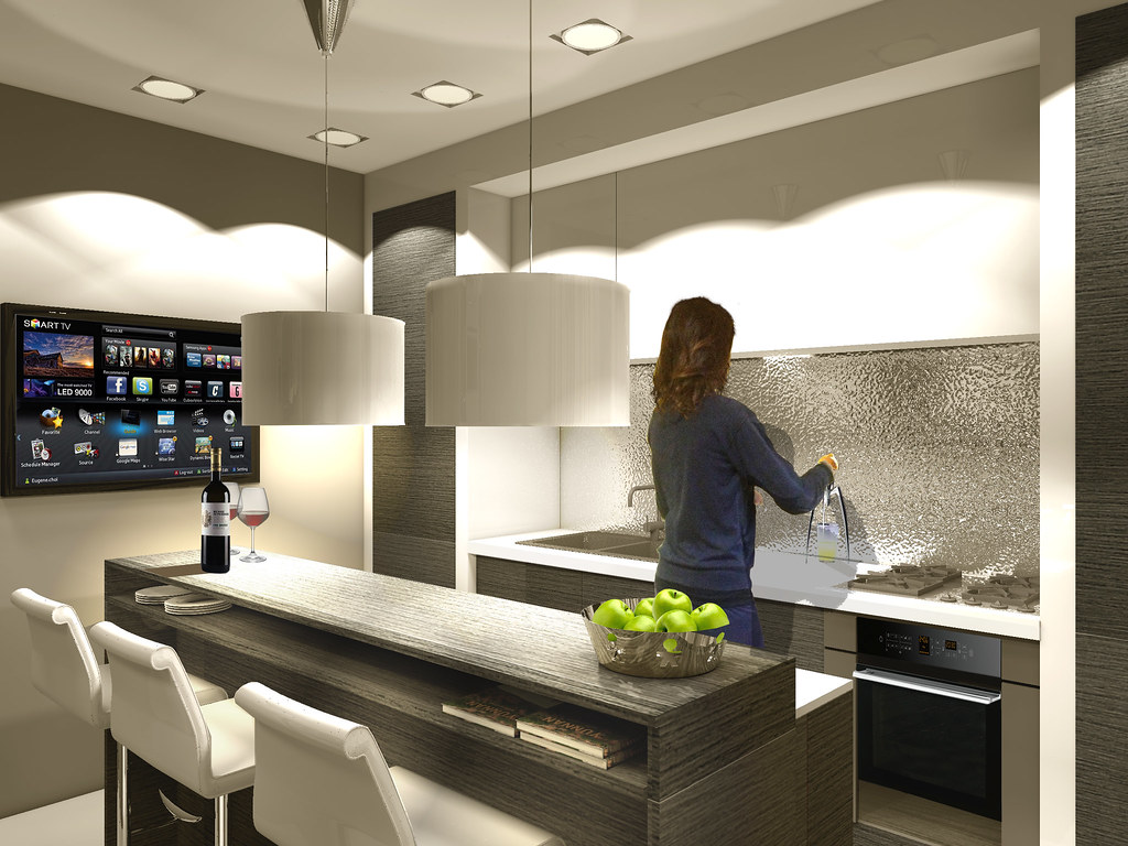 Tv Cucina Cucina T Home Kitchen Studiodueinteriordesign Interiordesign