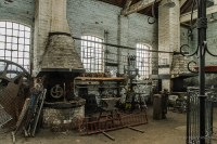 Furnaces in the Blacksmiths Forge | Blacksmiths Forge ...