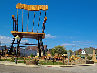 World39s Largest Rocking Chair Casey Il The World39s