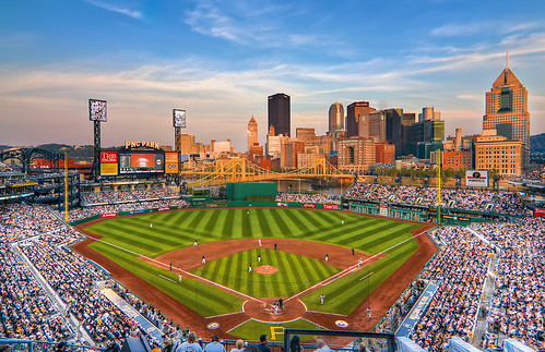 3d Baseball Wallpaper Pnc Park Home Of Pittsburgh Pirates Facebook 500px