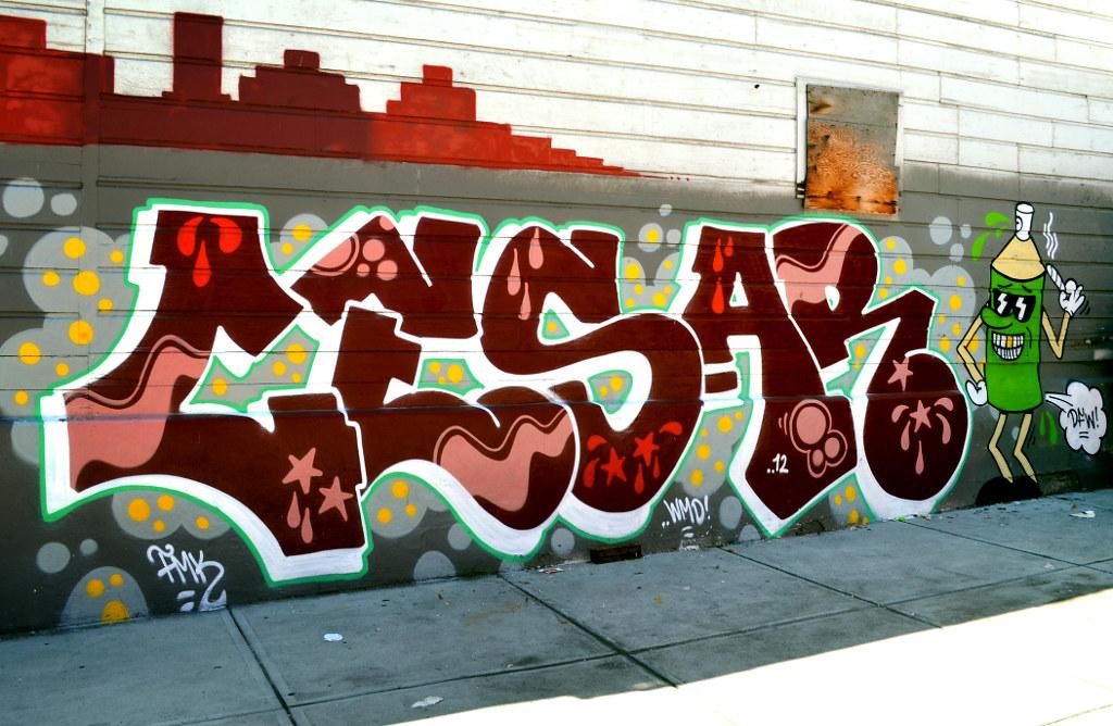 Graffiti 3d Wallpaper Cesar Sf Ca Thesaltr Flickr