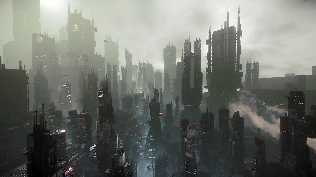 3d Game Wallpaper Star Citizen Air Quality In Game Screenshot From Star