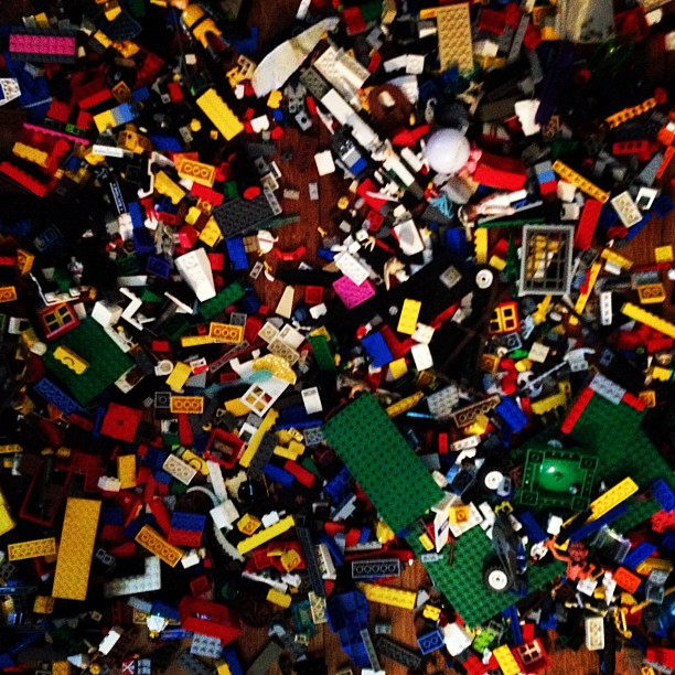 Lego Teppich Lego Carpet | Lawrence Hurley | Flickr
