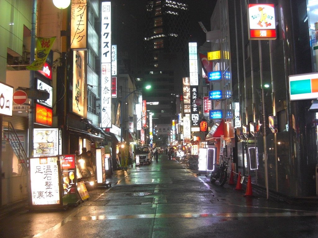 Cool Background Wallpapers 3d Tokyo Streets At Night Nelo Hotsuma Flickr