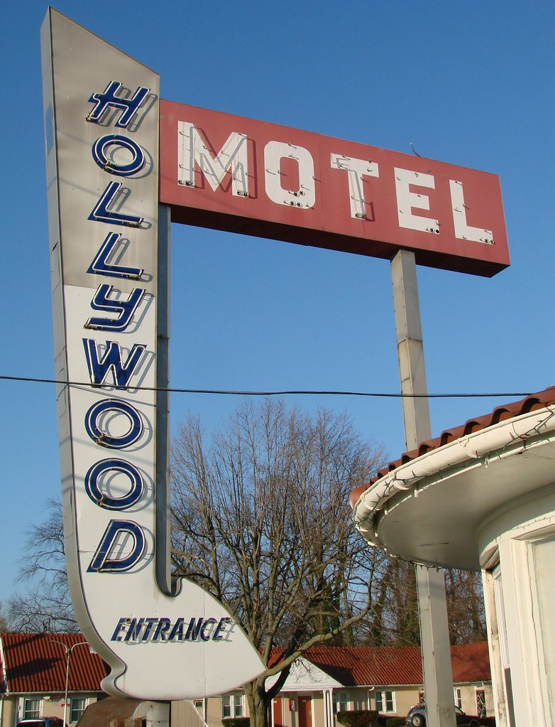 Hollywood Motel Hollywood Motel New Castle De6 Seth Gaines Flickr