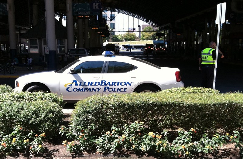 AlliedBarton Security Services at DNC Private security on \u2026 Flickr - allied barton security service