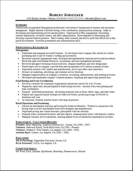 Best Resume Layout onebuckresume resume layout resume exam\u2026 Flickr