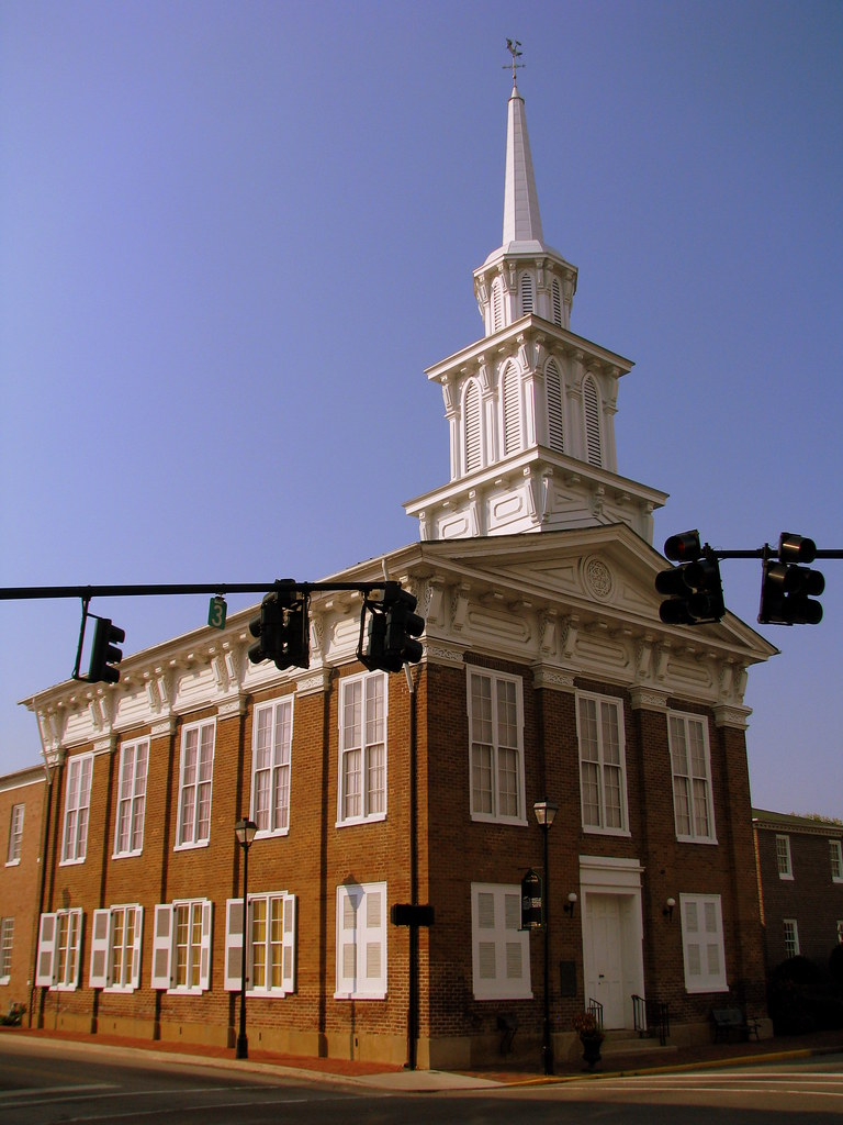 Lamps The Church With The Cannonball - Greeneville, Tn | The