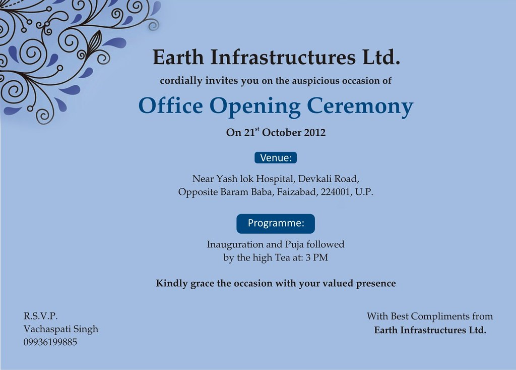 Congratulations to the Earth Infrastructures Ltd family o\u2026 Flickr