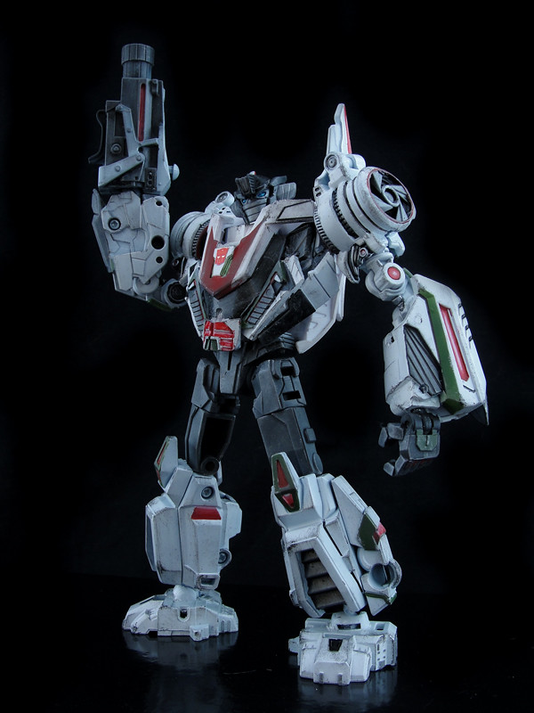 Transformers Fall Of Cybertron Wallpaper Fall Of Cybertron Wheeljack Kitbashed From Several