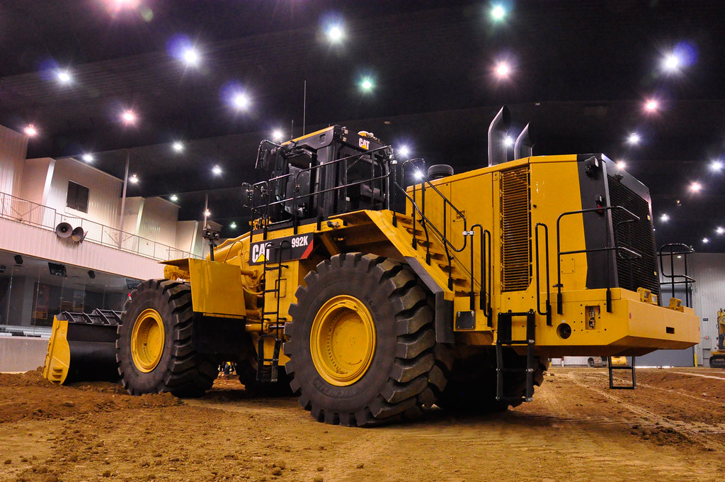 Cat Wallpaper 3d Cat 992k Wheel Loader Mark Garety Flickr