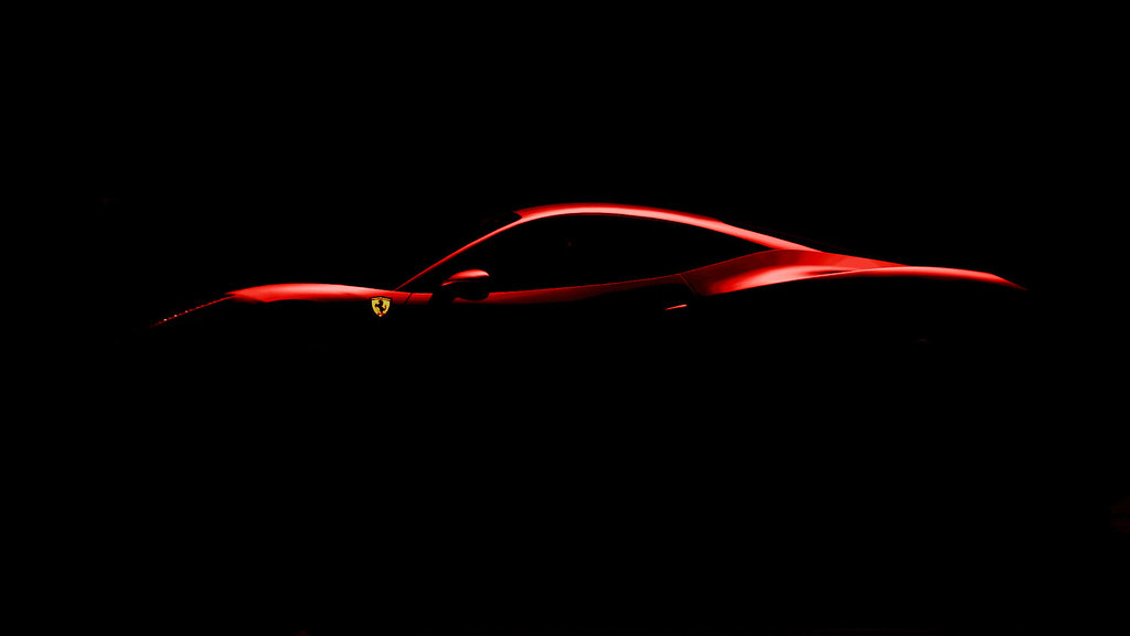 Ferrari F12 Hd Wallpapers Ferrari 458 Silhouette Colour Beeblebrox237 Flickr