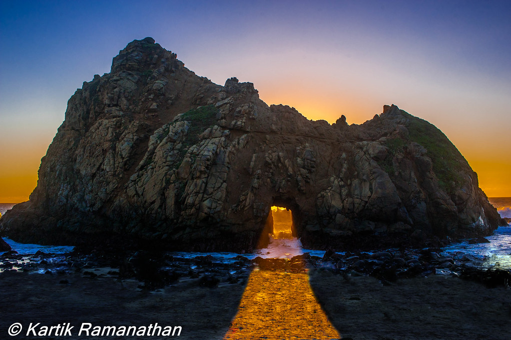 Wallpaper Sunset 3d Pfeiffer Arch Sunset Pfeiffer Beach Big Sur Ca This