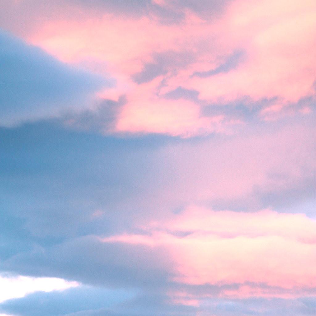 Blue Sky 3d Wallpaper Pastel Clouds Gondolin Girl Flickr