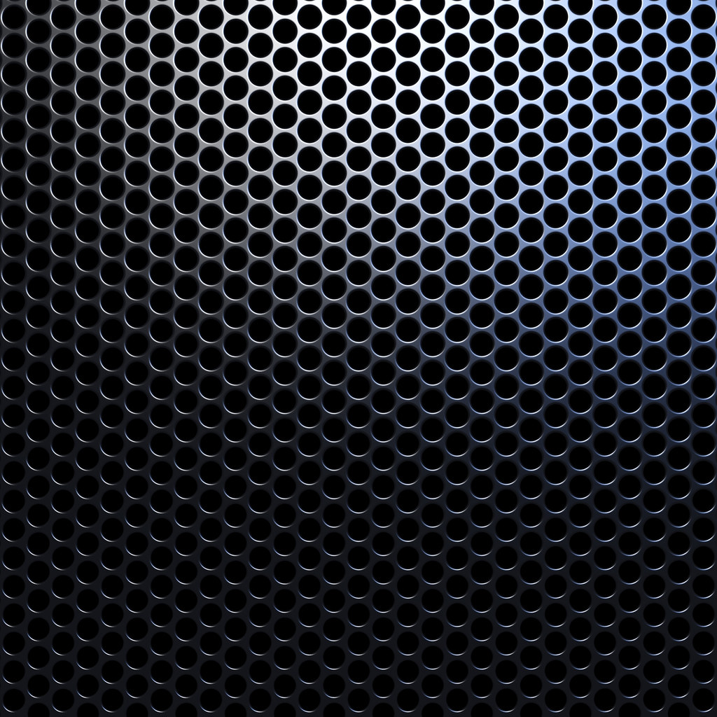 3d Wallpaper For Ipad Retina Dark Metal Grid 2048 X 2048 Pixel Image For The 3rd