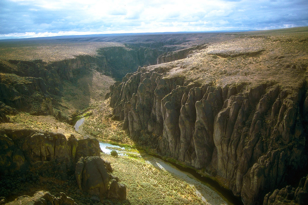 Free 3d Scenic Wallpaper Owyhee River The Quot Grand Canyon Quot Of Oregon Deep Down